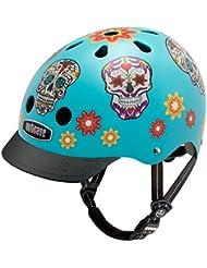 Nutcase GEN3 Street Helmet Casco da Bici, Multicolore/Spirits in the Sky, S
