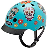 Nutcase GEN3 Street Helmet Casco da Bici, Multicolore/Spirits in the Sky, M