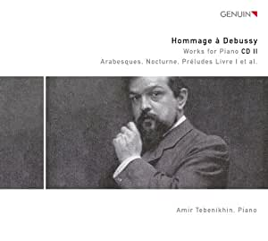 Hommage a Debussy - Works for Piano