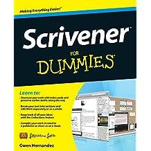 Scrivener For Dummies.