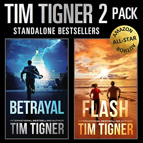 Tim Tigner 2 Pack: Standalone Thrillers (English Edition) -