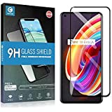 Mocolo Full Glue 9H Tempered Glass Screen Protector For Realme 7 Pro - Black Frame