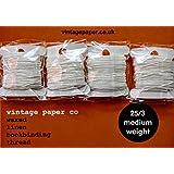 Fil de reliure en lin ciré–40mètres 40m, poids moyen (25/3) £ 5,99Inc. P & P