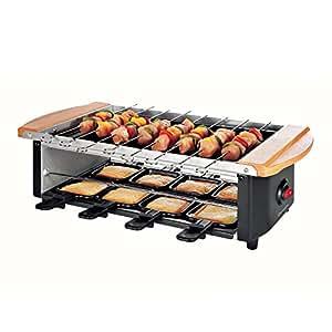 Set à raclette/pierre à gril/brochette - DOM255