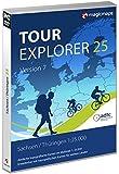 TOUR Explorer 25 Sachsen/Thüringen, Version 7.0