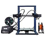 HICTOP DUALE 3 Unabhängig Dual-Extruder 3D-Drucker - Prusa I3 Desktop-3D-Drucker Druckgröße 300 x 300 x 400 mm DIY-Kit
