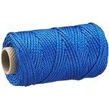 Connex Mehrzweckseil 1,7 mm x 100 m, Polypropylen, blau, DY2702846