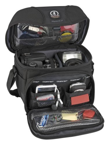 Tamrac 5602 System 2 Camera Bag schwarz Tamrac Modular Accessory System