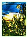 Daffodils by Louis Comfort Tiffany Count...