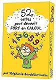 Telecharger Livres 52 cartes pour devenir fort en calcul (PDF,EPUB,MOBI) gratuits en Francaise