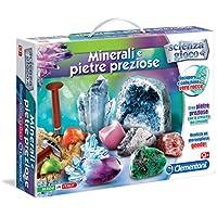 Clementoni 13965 - Minerali e Pietre Preziose