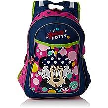 Minnie mouse lunares mochila