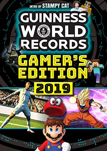Guinness World Records 2019: Gamer'S Edition (Videospiel-rekorde)