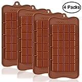 Break Apart Schokolade, sourceton 4FDA genehmigt Lebensmittelechtes Antihaft-Energy Bar und Protein Formen