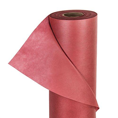 Haga® non-tissé d'hiver froid schu voile d'hivernage 80 g/m² en largeur Bourgogne 1,6 m (au mètre)
