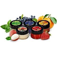Vaadi Herbals Assorted Lip Balm, 10g (Pack Of 5)