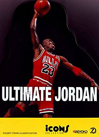Icons Collection: Ultimate Jordan - 7-DVD Box Set ( Come Fly with Me / Michael Jordan's Playground Airtime / Above and Beyond / His Airness ) (Steelbook