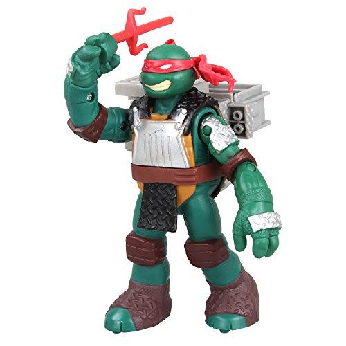 Turtles TMNT Teenage Mutant Ninja Flingerz Actionfigur: Raphael