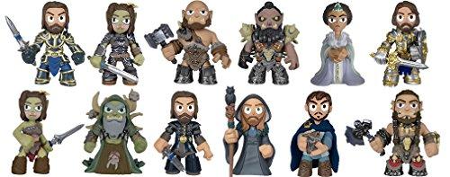 Funko 599386031 - Figura Sorpresa Mistery Mini Warcraft 2