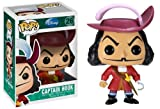 Disney - Figurine Pop du Capitaine Crochet - Funko