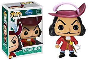 Disney - Figurine Pop du Capitaine Crochet - Funko