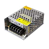 ClookYiit Hot Worldwide DC 12V 2A 24W Switching Power Supply Driver 4 LED Light Strip Display AC PromotionHot Nuovo Arrivo