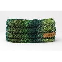 Stirnband grün LOOP