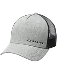 Oakley Chalten gorra Worn, color Gris - gris oscuro, tamaño FR : L-XL (Taille Fabricant : TU)