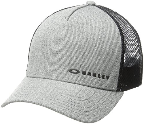 Oakley Apparel and Accessories Herren Adjustable Fit Hats Chalten Cap, Grigo Scuro,...
