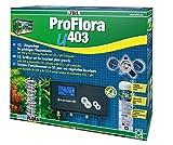 JBL ProFlora u403 63032 CO2-Pflanzendüngeranlage mit Einweg-Flasche für Süßwasser Aquarien
