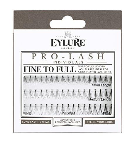 Eylure Pro-Lash Fine to Full, 1er Pack (1 x 51 Stück) (Lashes Eylure Individual)