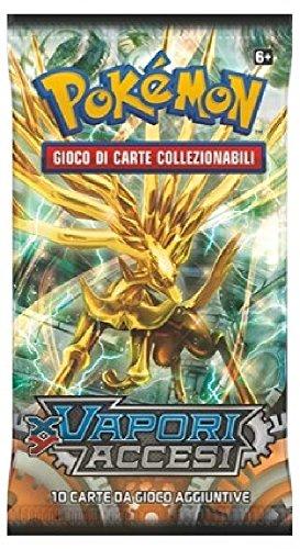 Pokemon PK # xy11-ibu36di–Spiel XY Dämpfe leuchtenden Umschlag