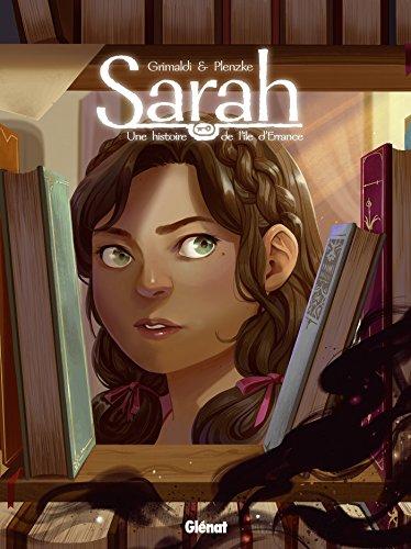 Une Histoire de l'île d'Errance (Tome 3) : Sarah