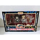 K-ON! Mio & Ritsu Live Stage Ver. Nendoroid Action Figure Set [Wonder Festival 2010 Winter Limited] (japan import)