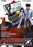 Mazinger Z. Interval peace