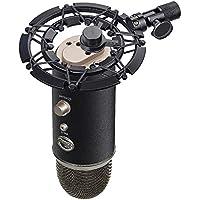 YOUSHARES Shock Mount para Blue Yeti y Yeti Pro Micrófono, la aleación Shockmount reduce el ruido de vibración y mejora la calidad de grabación
