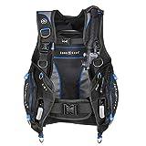Aqualung PRO HD BCD Jacket in Nero/Blu–Dimensione Selezionabile