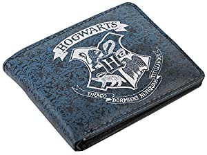 Harry Potter Hogwarts Wallet black by Harry Potter