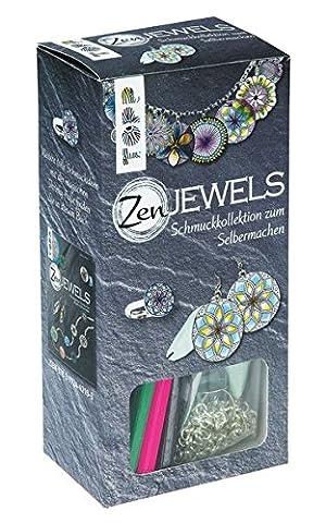 ZenJewels Schmuckset: Anleitung und Material für eine Schmuckkollektion zum Selbermachen