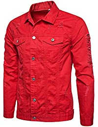 ace1c02aea4c Amazon.fr   veste en jeans - Homme   Vêtements