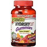 Pro Clinical Hydroxycut Gummies Complemento Alimenticio, 60 gominolas