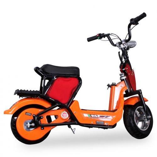 Mini E-Bike Minibike Scooter SQ350DH orange