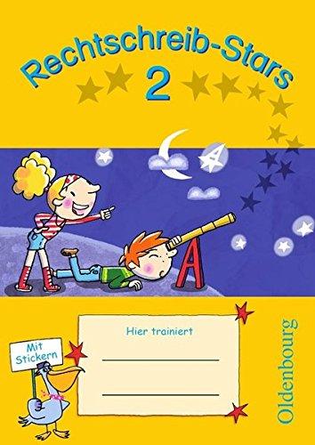 Preisvergleich Produktbild Rechtschreib-Stars: 2. Schuljahr - Übungsheft: Mit Lösungen