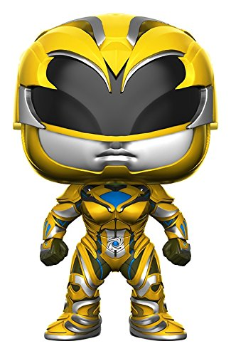Power Rangers Yellow Ranger figura de vinilo Funko 12344