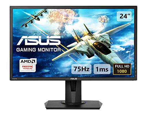 ASUS VG245Q - Monitor gaming de 24'' FHD 1 ms