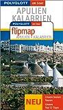 Polyglott on tour. Apulien, Kalabrien, mit Flipmap - Monika Pelz