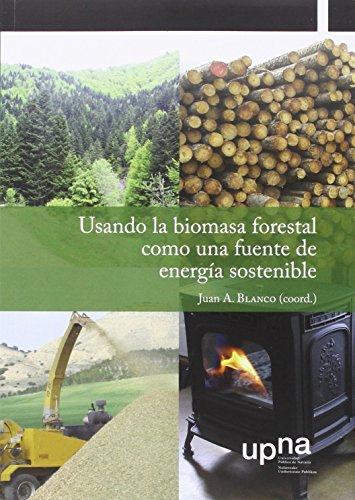 Usando la biomasa forestal como una fuente de energía sostenible