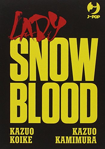 LADY SNOWBLOOD #01-03 - LADY S par Kazuo Kamimura Kazuo Koike