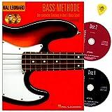 Bass-Methode - Der einfache Einstieg in das E-Bass-Spiel von Ed Friedland - 200 Songs, Riffs, Beispiele und Übungen - Lehrmaterial - mit 2 CDs und Dunlop Plek