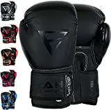 Best Boxing Gloves - EMRAH Charged V-2 Boxing Gloves Muay Thai Training Review